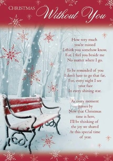 Christmas Without You ...