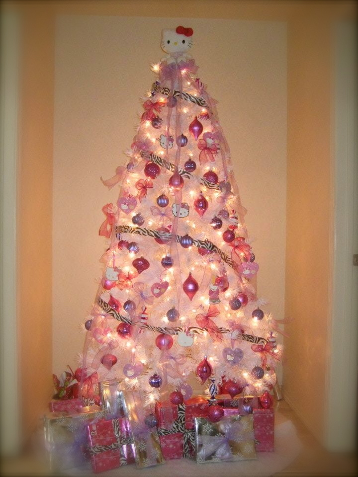 Hello Kitty Christmas Tree Pictures Photos And Images