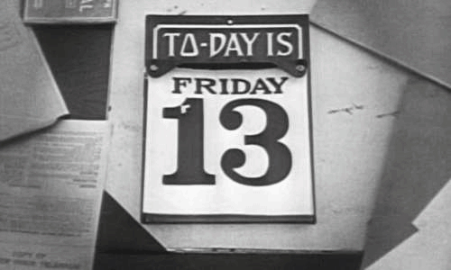 Today is friday the 13th