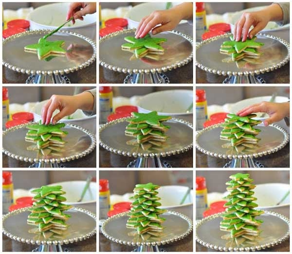 3D Cookie Christmas Tree Pictures, Photos, and Images for ...
