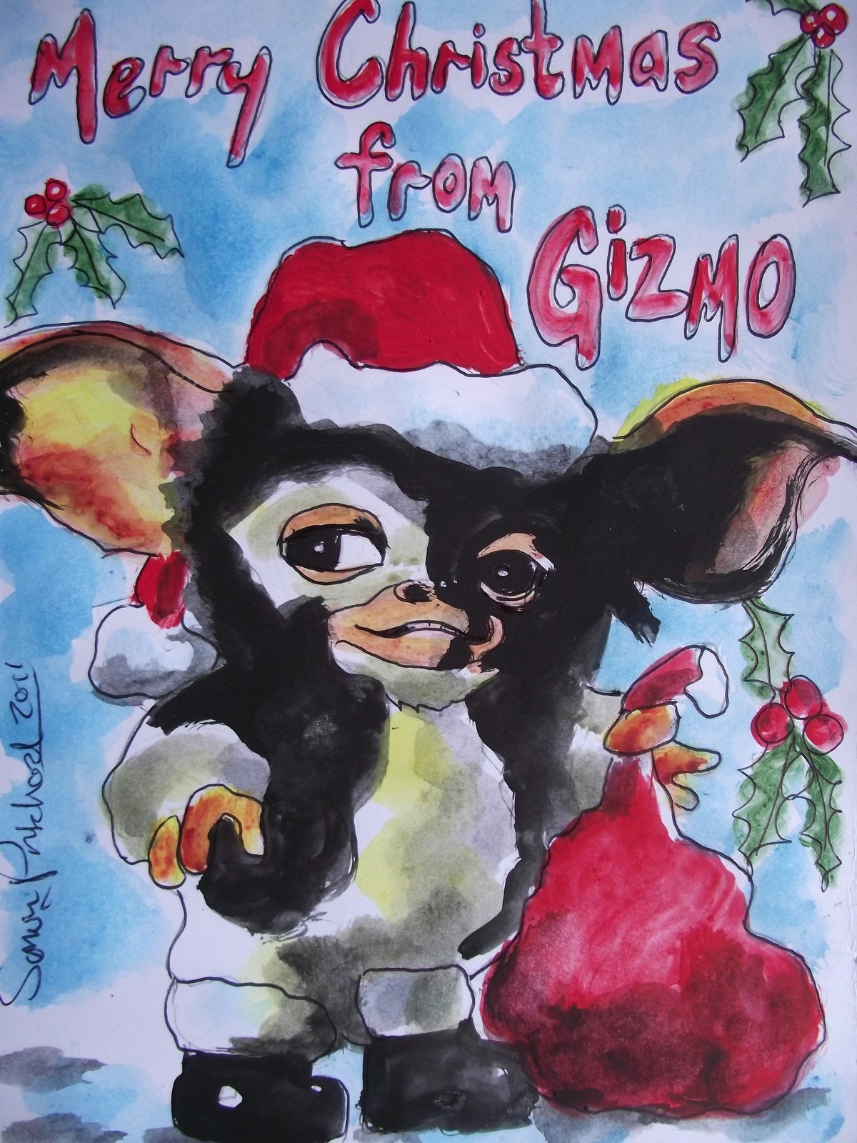 Merry Christmas From Gizmo Pictures Photos And Images