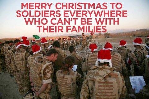 Merry Christmas To The Soldiers Pictures, Photos, and Images for ...