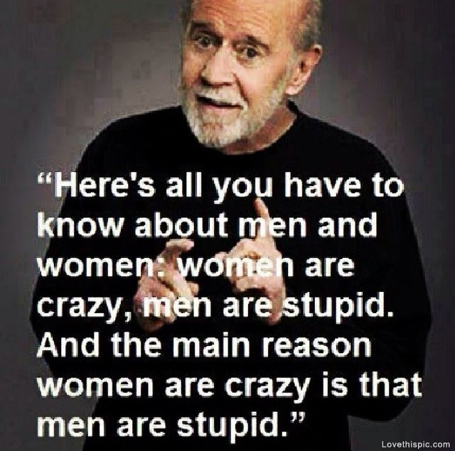 Man Woman Funny Quotes: Men Are Stupid Pictures, Photos, And Images For Facebook
