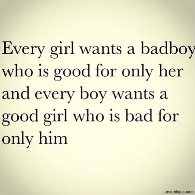 What a girl wants from a boy