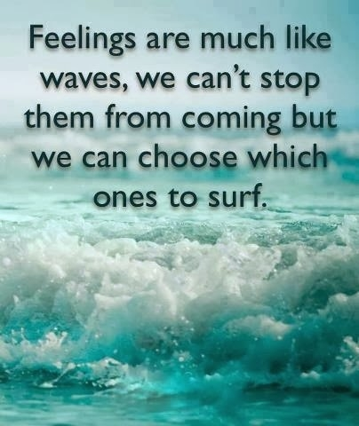 feelings are like waves pictures photos and images for