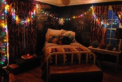 Bedroom Decorated For Christmas Pictures, Photos, and Images for