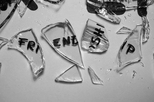 Broken Friendship Pictures Photos And Images For Facebook Tumblr Fascinating Download Sad Quotes On Friendship Photos Download