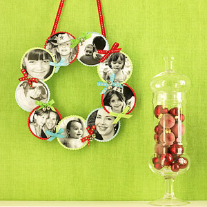 Family Photo Wreath Pictures Photos And Images For