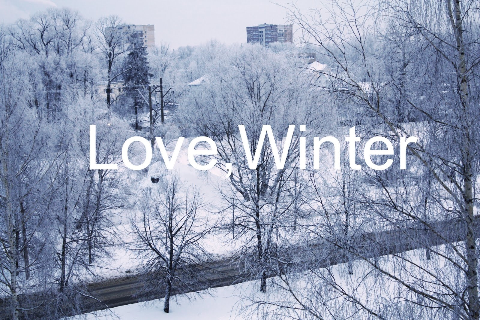 Love Winter Pictures, Photos, And Images For Facebook