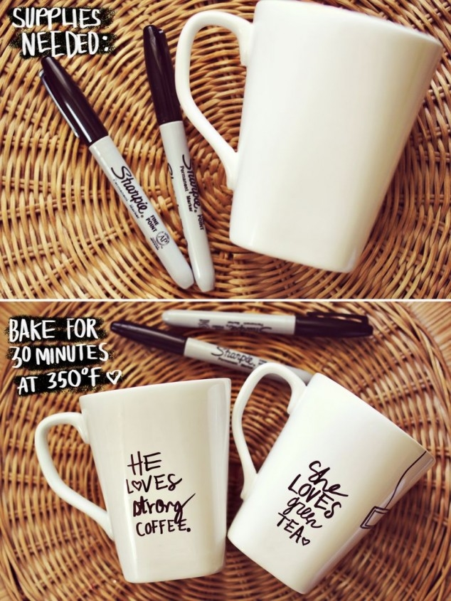 Sharpie Mugs Pictures Photos And Images For Facebook