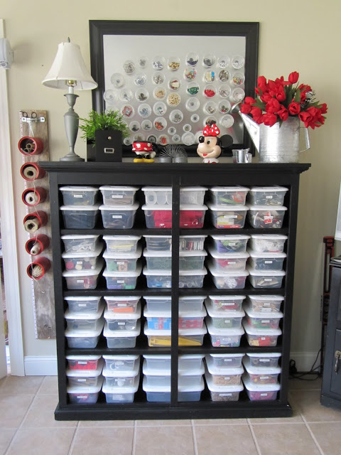 Super Organized Craft Room Pictures Photos And Images