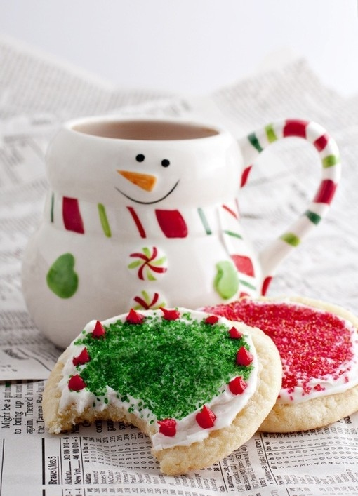 Cute Snowman Mug Design Pictures Photos And Images For