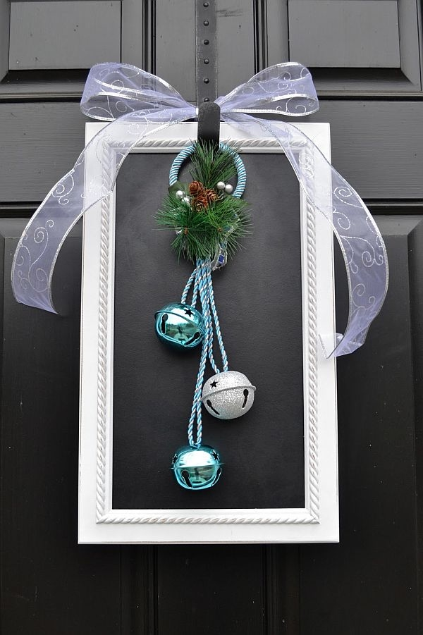 Picture Door Frame And Jingle Bell Idea Pictures Photos
