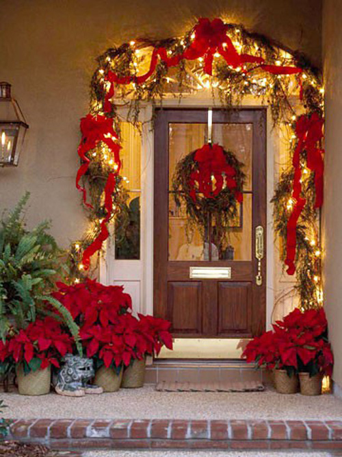 Christmas Garden Decor Pictures Photos And Images For