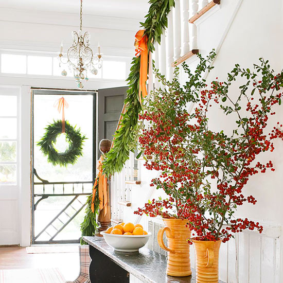 Holly Berry Home Decor Pictures, Photos, And Images For