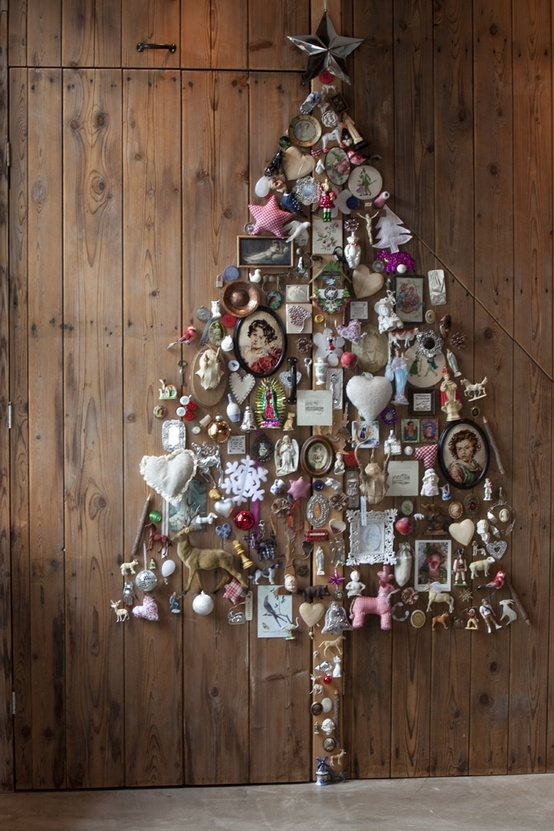 Alternative Christmas Tree Of Junk Pictures Photos And