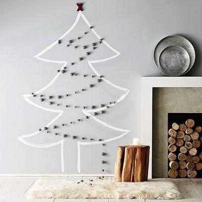 Wall Decal Christmas Tree