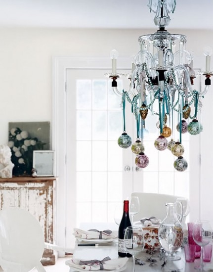 Exciting Chandelier Christmas Tree Gallery - Chandelier Designs ...