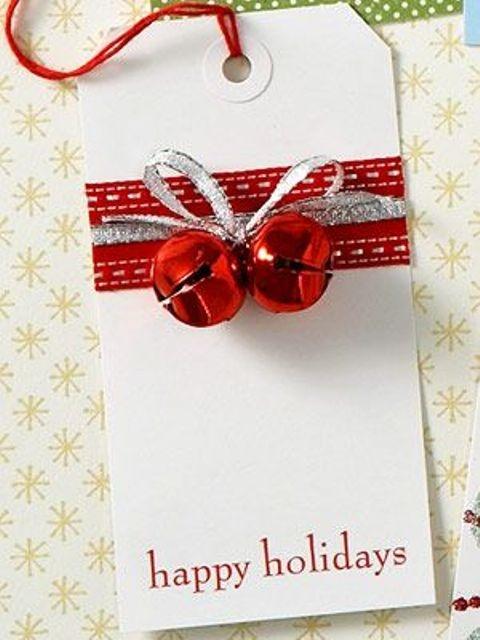 Маленькая открытка к подарку