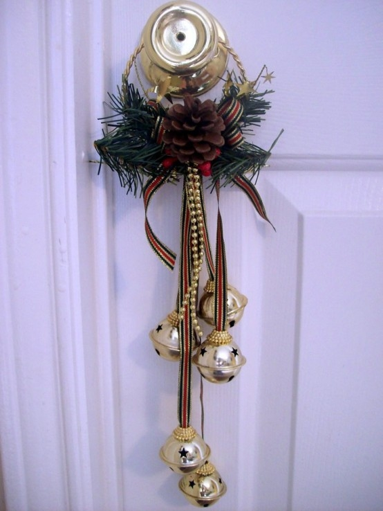 Incroyable Jingle Bell Door Knob
