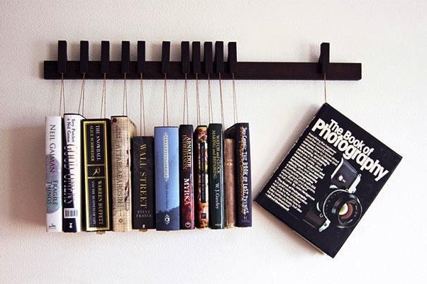 The Hanging Bookshelf Pictures Photos And Images For Facebook