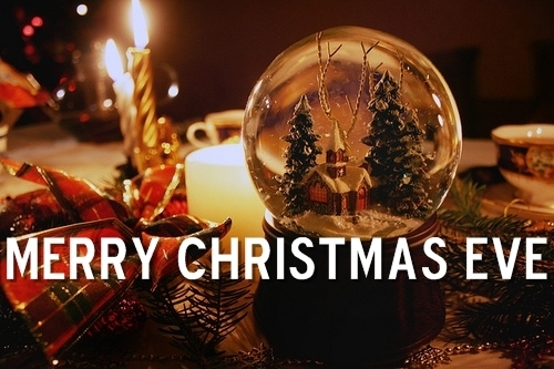 Merry Christmas Eve Pictures, Photos, and Images for