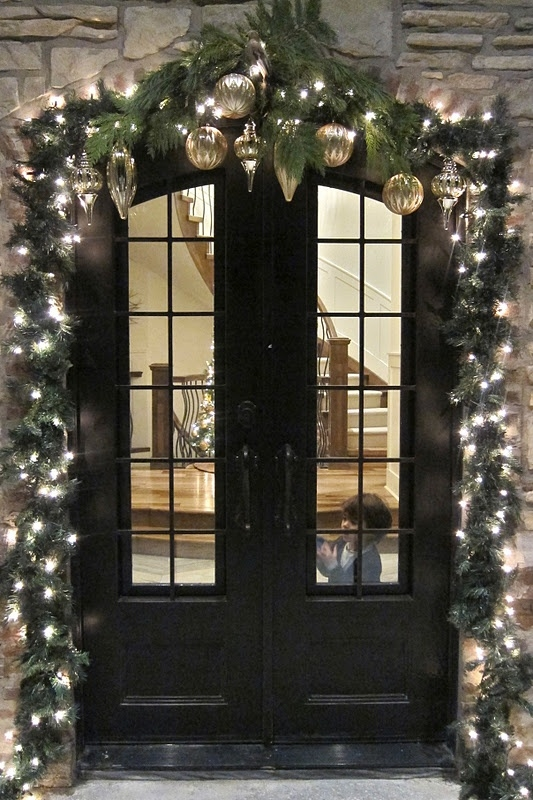 Christmas Door Decoration Pictures Photos And Images For