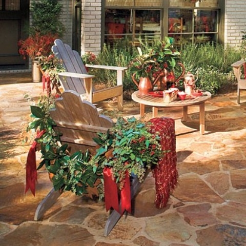 Christmas Patio Decoration Pictures Photos And Images
