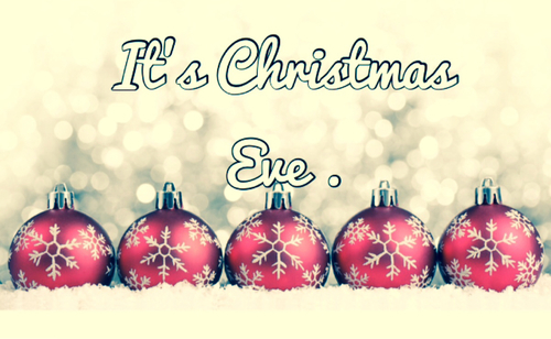Its Christmas Eve Pictures, Photos, and Images for Facebook ...