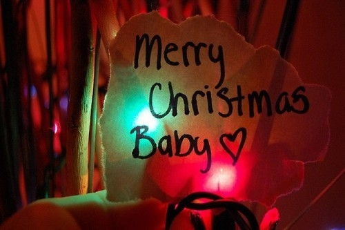 merry christmas baby