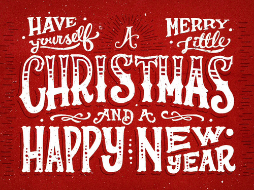 Merry christmas and a happy new year pictures photos and images for