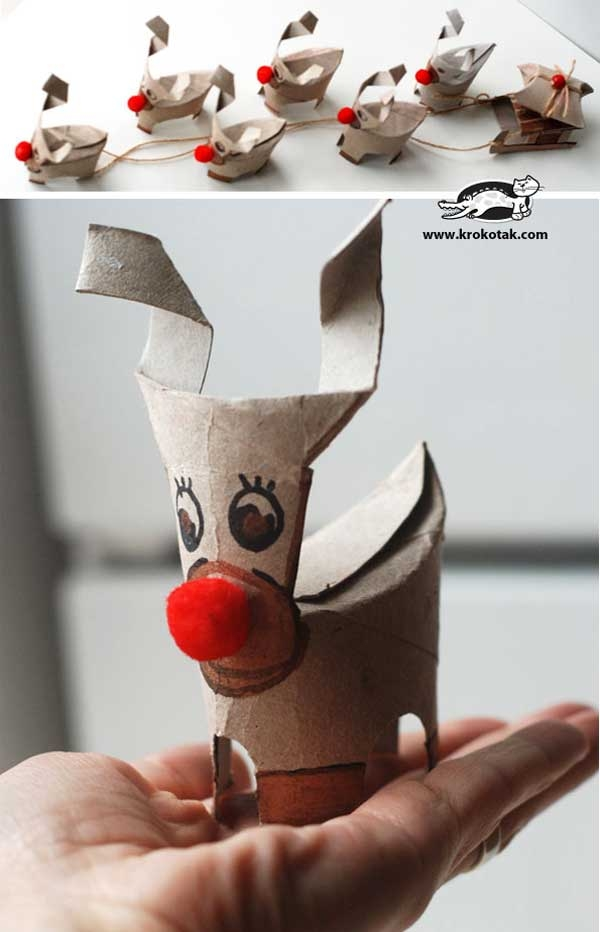 Diy Reindeer Pictures Photos And Images For Facebook