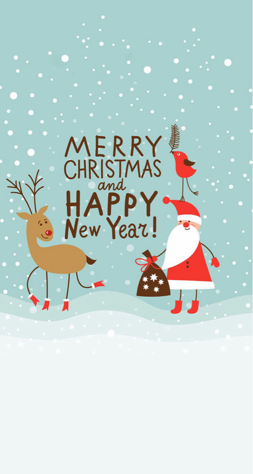 Merry christmas and happy new year pictures photos
