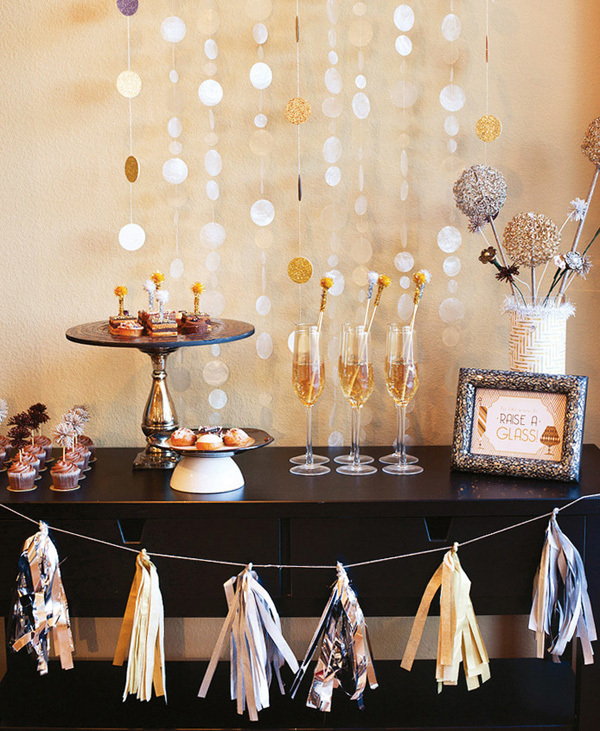 Pretty New Years Decorations Pictures, Photos, and Images ...