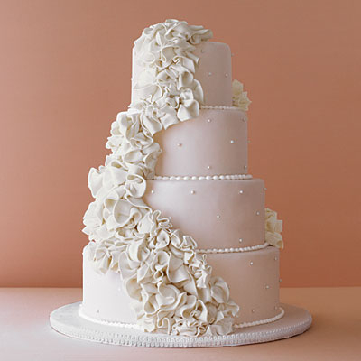 Pearl Perfection Wedding Cake Pictures Photos And Images