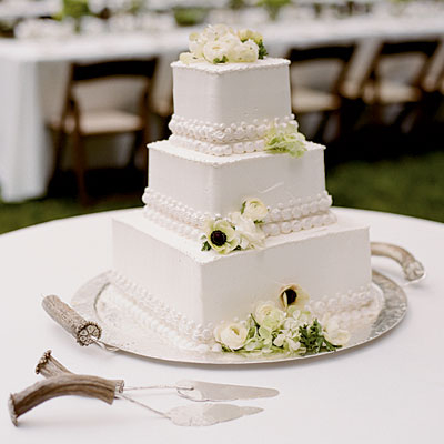 Square Wedding Cake Pictures, Photos, and Images for Facebook ...