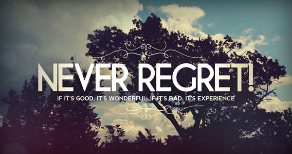 never regret pictures photos and images for facebook