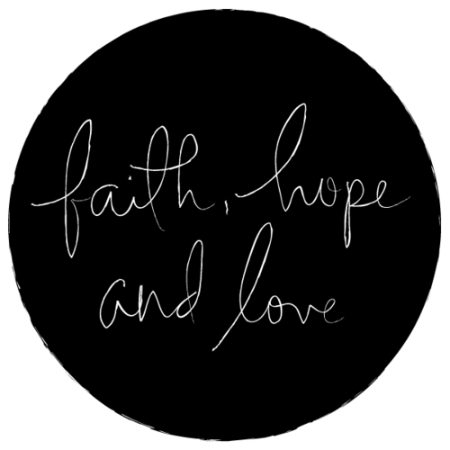 Faith, Hope And Love Pictures, Photos, and Images for ...Black And White Photography Quotes Tumblr