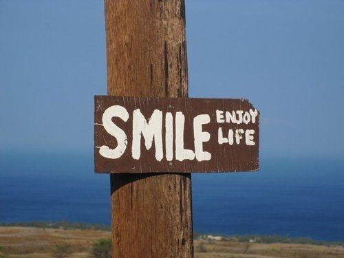 smile and enjoy life pictures photos and images for