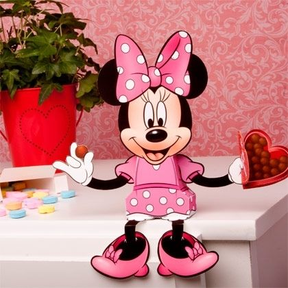 Minnie Mouse Candy Box Pictures Photos And Images For
