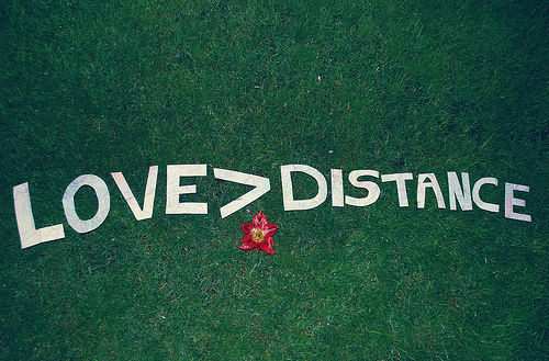 Love Is Better Than Distance Pictures Photos And Images For