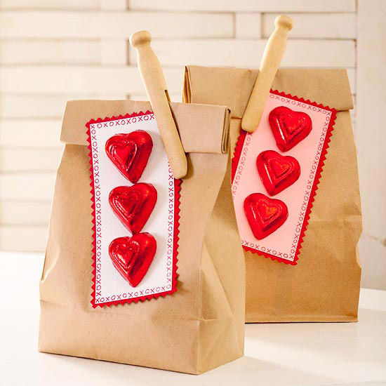 Valentines Day Treat Bags Pictures Photos And Images For Facebook