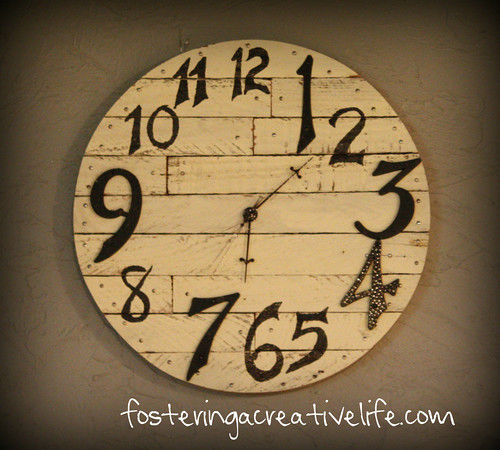 clock tumblr. rustic wall clock tumblr