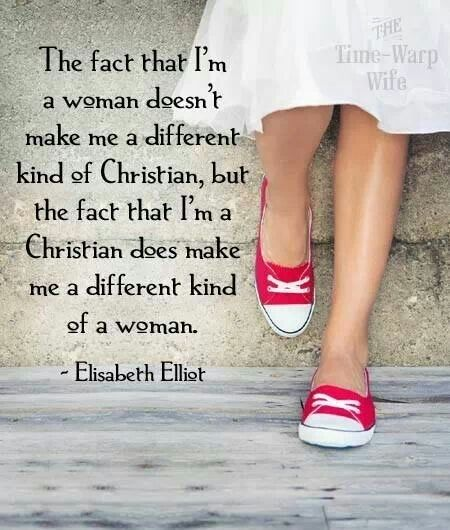 Christian lady quotes