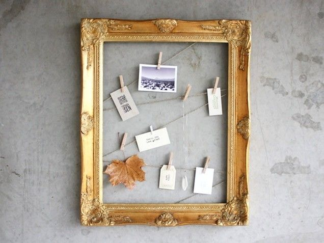 DIY Clothespin Frame Pictures, Photos, and Images for Facebook ...