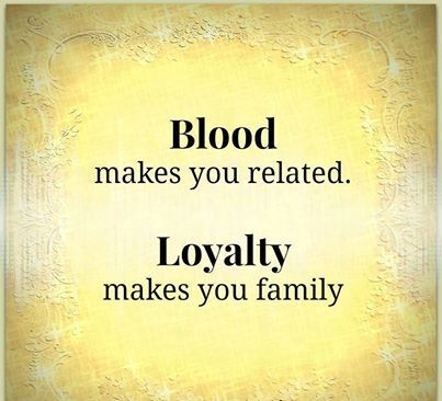 Quotes About Love Vs Family : Loyalty Makes You Family Pictures, Photos, and Images for Facebook ...