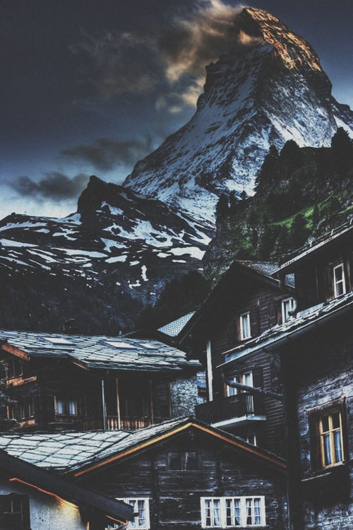 Zermatt Switzerland Pictures Photos And Images For