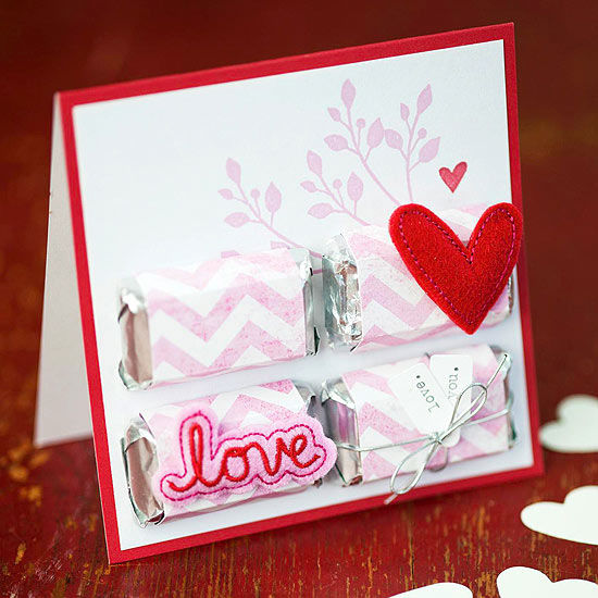 Candy Bar Valentines Day Card Pictures, Photos, And Images