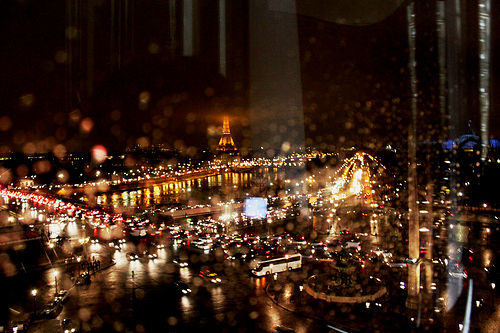 A Wet Night In Paris