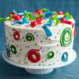 Easy Do It Yourself  Year Old Girl Birthday Cakes